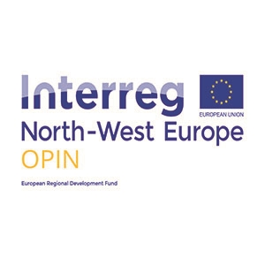 Interreg North-West Europe logo