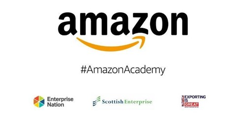Amazon Academy led by Enterprise Nation in partnership with Scottish Enterprise and Exporting is GREAT