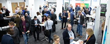 Delegate hub at ScotExport 2018