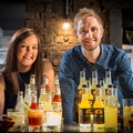The founders of the Start-Up Drinks Lab, a collaborative business