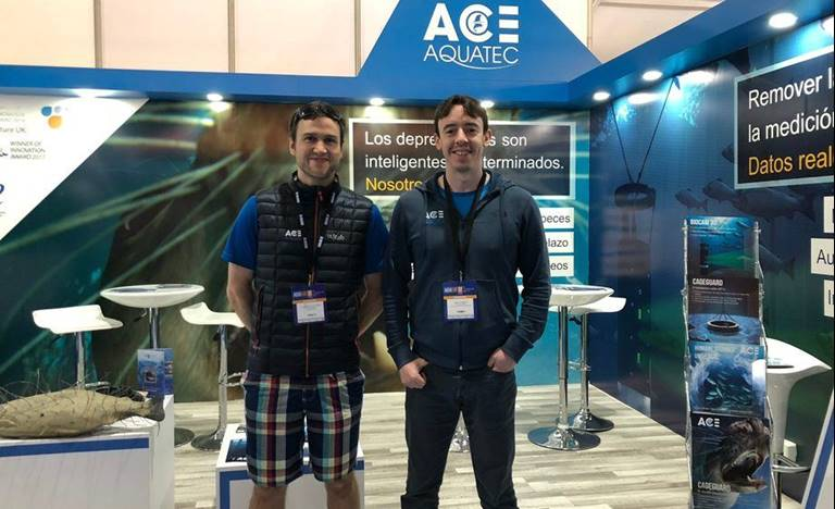 Andrew Gillespie and Mike Forbes, ACE Aquatec