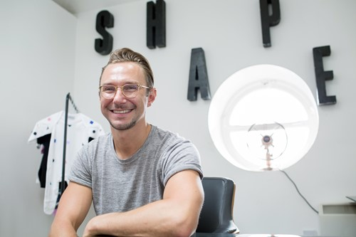 Jamie Bruski Tetsill, founder of Shapes of Things